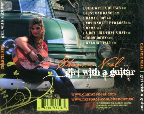 Girl With a Guitar [Disc Makers]