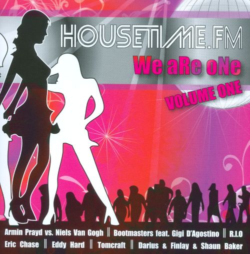 Housetime.FM: We Are One, Vol. 1