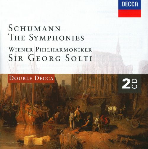 Schumann: The Symphonies [Germany]