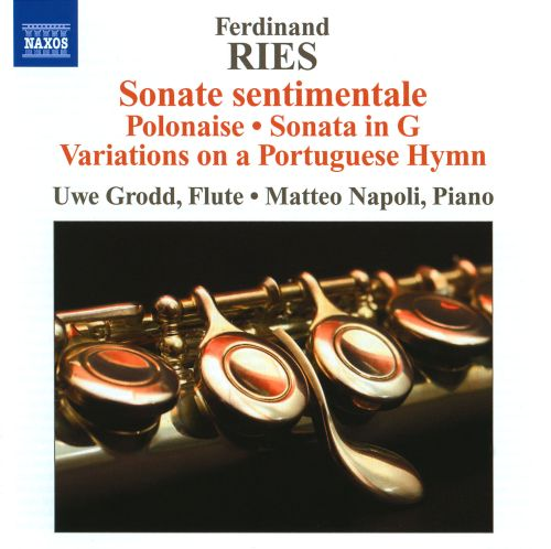 Ferdinand Ries: Music for Flute & Piano