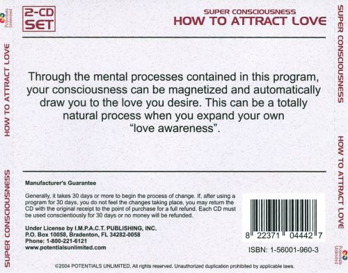 Super Consciousness: How to Attract Love