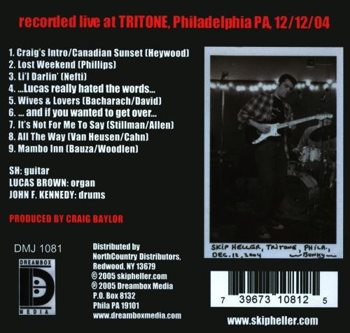 Out of Time: Live in Philly