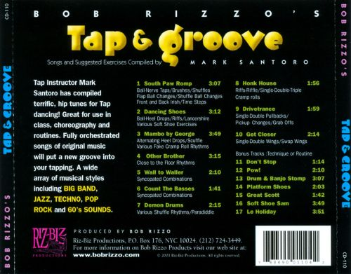 Tap & Groove