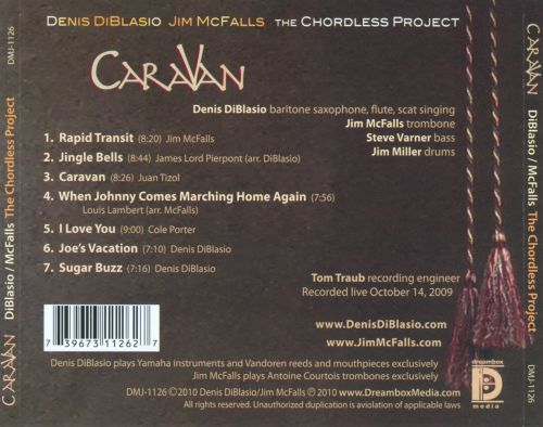 Caravan: The Chordless Project