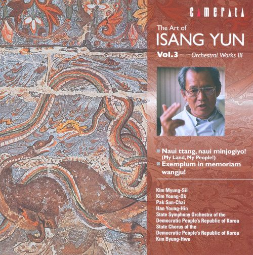 The Art of Isang Yun, Vol. 3