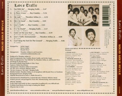 Love's Traffic: Solid Gold Revue