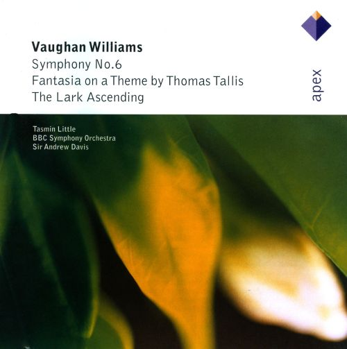 Vaughan Williams Symphony No 6 Fantasia On A Theme By Thomas Tallis Lark Ascending Andrew Davis Songs Reviews Credits Allmusic