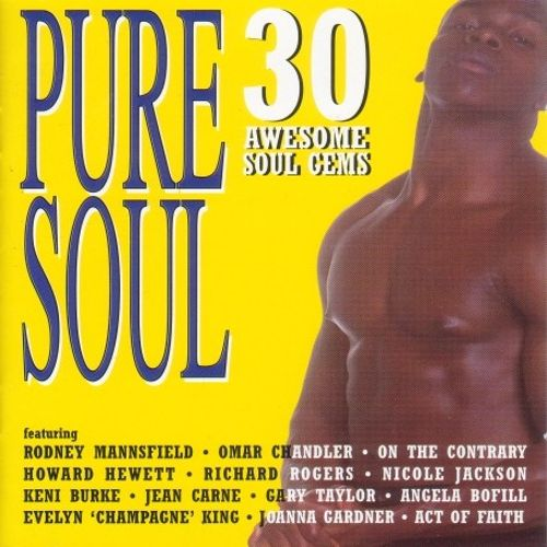 Pure Soul Vol.1 (The Best Of Expansion - 30 Awesome Soul Gems)