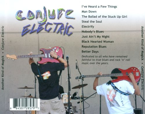 Conjure Electric