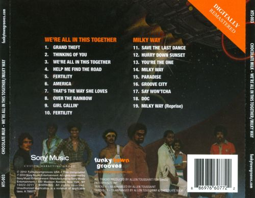 We're All in This Together/Milky Way