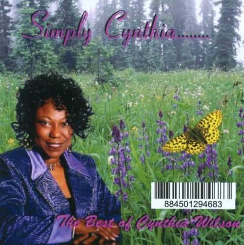 Simply Cynthia: The Best of Cynthia Wilson
