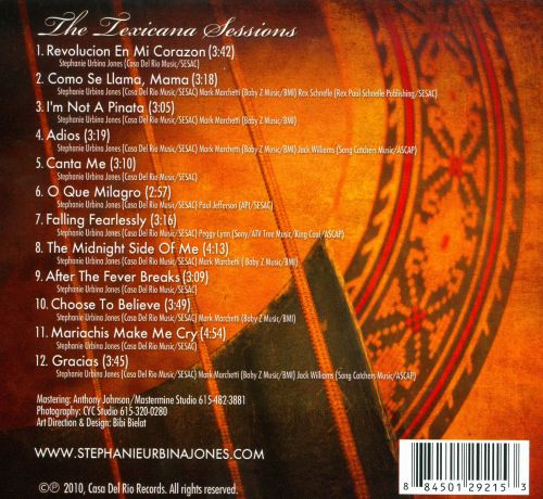 The  Texicana Sessions