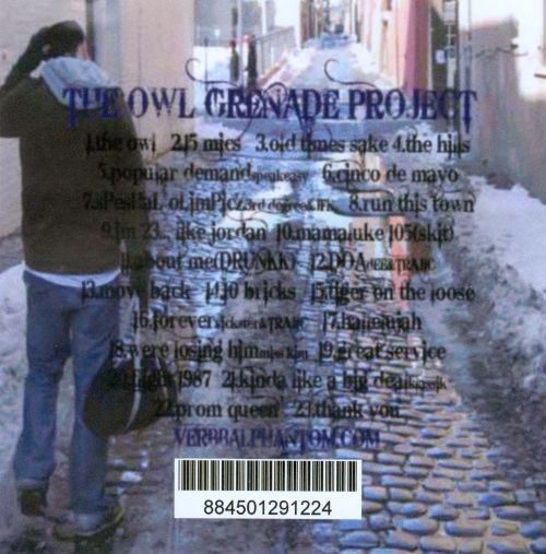 The Owl Grenade Project