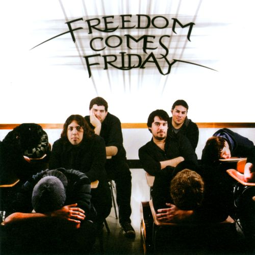 Freedom Comes Friday EP