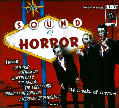 The Sound Of Horror, Vol. 1