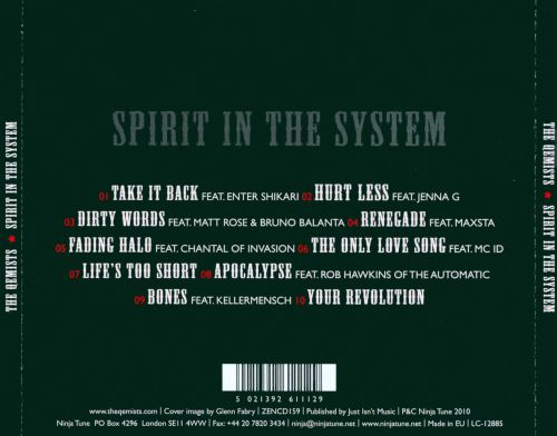 Spirit in the System