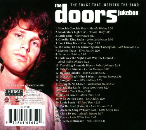 The  Doors Jukebox: The Songs That Inspired the Band