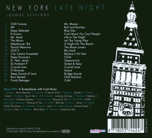 The New York Late Night Lounge Sessions