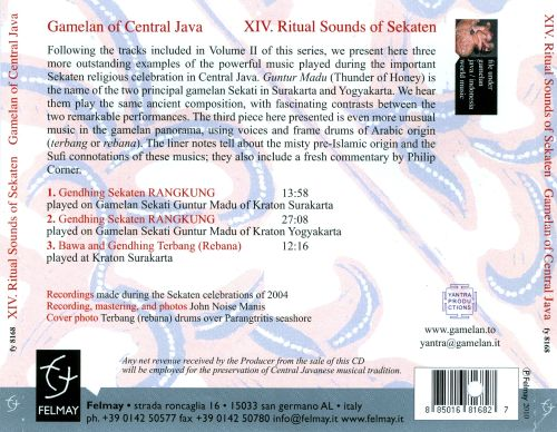 XIV: Ritual Sound of Sekaten