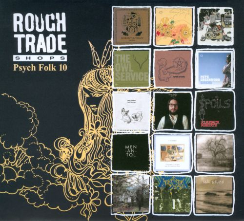 Rough Trade Shops - Psych Folk 2010