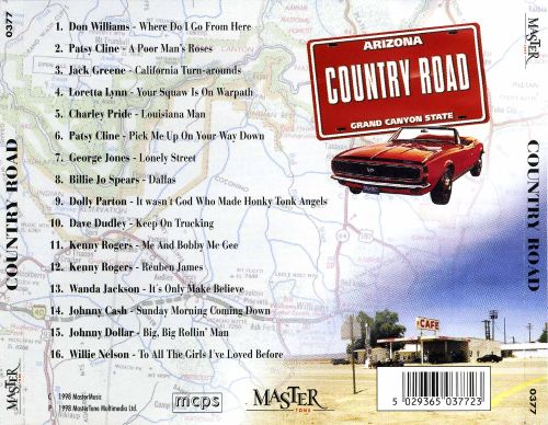 Country Road [MasterMusic]
