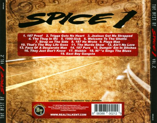 The  Best of Spice 1, Vol. 2