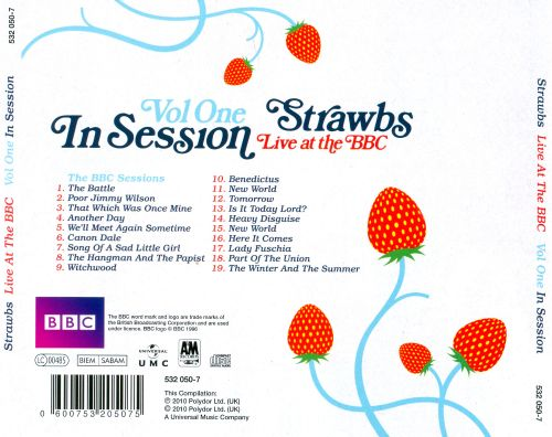 Live at the BBC, Vol. 1: In Session