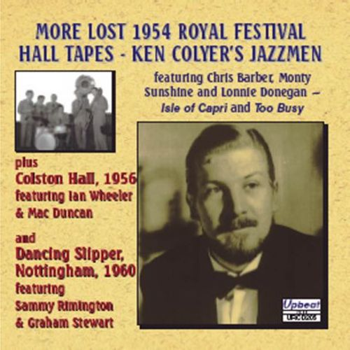 More Lost 1954 Royal Festival Hall Tapes