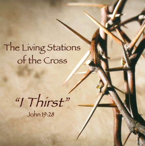 The Living Stations Of The Cross: