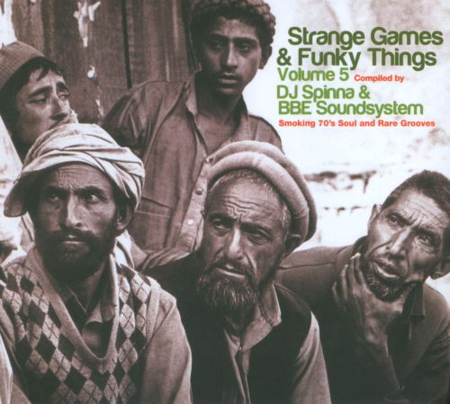 Strange Games and Funky Things, Vol. 5