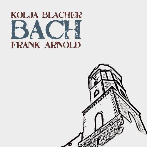 Bach: Partitas for Violin Nos. 2 & 3