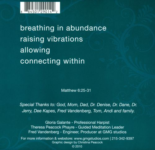 Dwelling In Abundance: Meditations And Reflections Of Your True Self