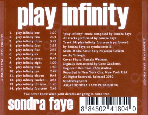 Play Infinity
