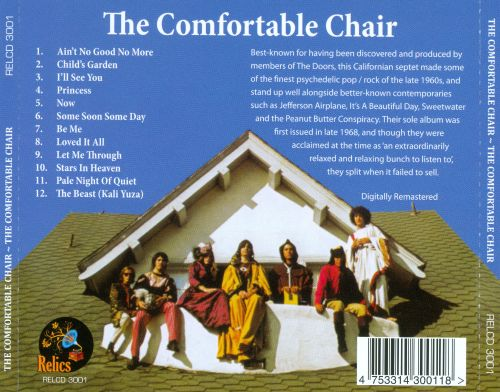 The Comfortable Chair Songs Reviews Credits Allmusic