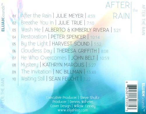 After the Rain: A Collection of Soaking Songs