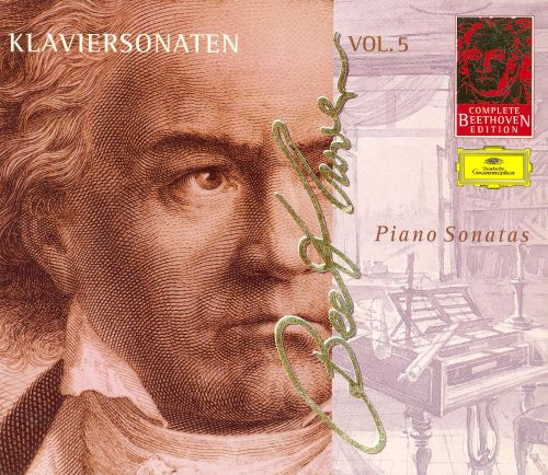 Beethoven: The Piano Sonatas [Complete Beethoven Edition Vol.5]