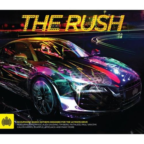 Ministry of Sound: The Rush 2010