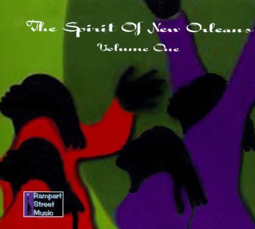 The  Spirit of New Orleans, Vol. 1