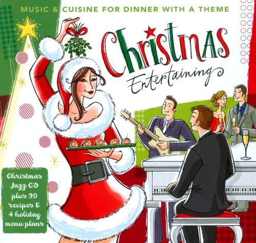 Christmas: Music & Cuisine For Dinner With A Theme