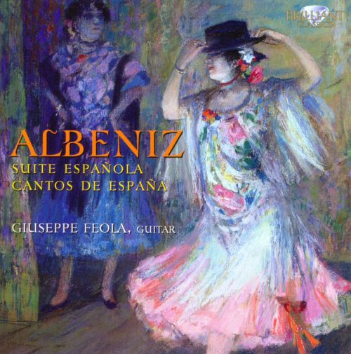 Albeniz: Guitar Works