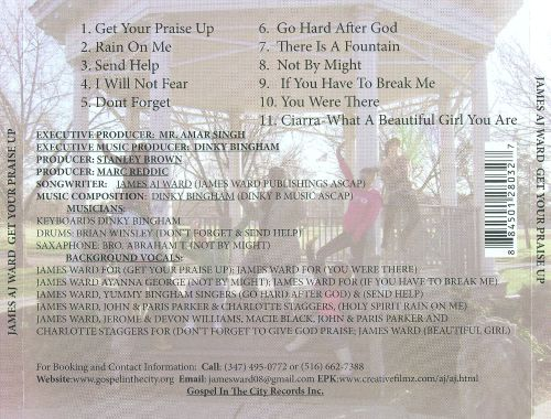 Get Your Praise Up