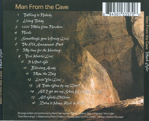 Man From the Cave