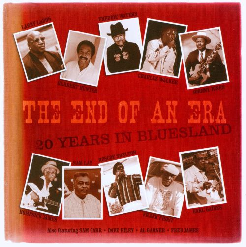 The  End of an Era: 20 Years in Bluesland