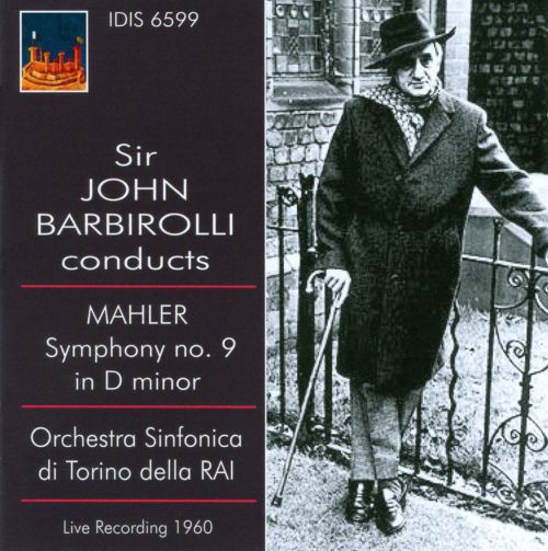 Sir John Barbirolli conducts Mahler Symphony No. 9