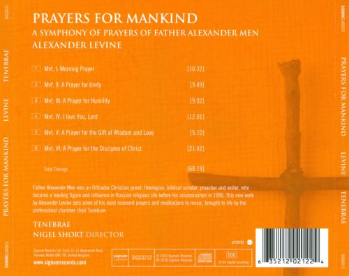 Prayers for Mankind