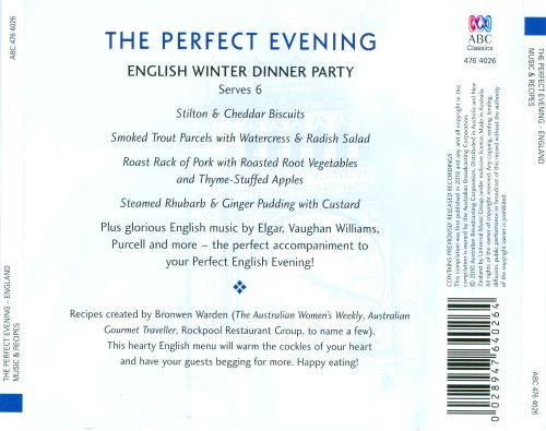 The Perfect Evening: Great Britain