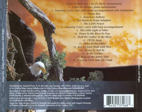 Angel Arc: Songs of Remembrance and Hope