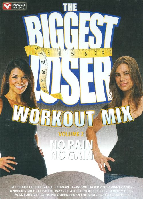 The biggest loser workout mix, vol. 4: last chance workout.