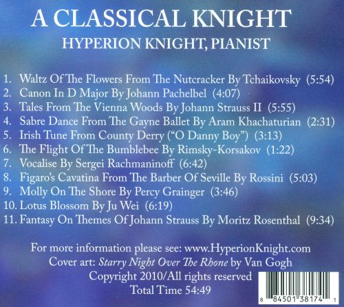 A Classical Knight