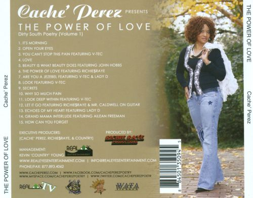 The Power of Love: Dirty South Poetry, Vol. 1